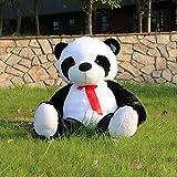 Joyfay Marca Panda de Felpa Gigante 120 cm Felpa de Peluche Suave Juguete de Panda de Peluche Felpa