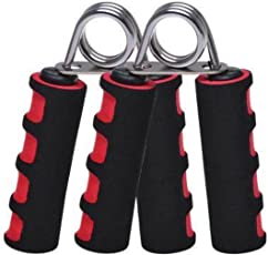 2 Pcs Hand Grip Hand Strengthener -Best Hand Exerciser for Increasing Hand Wrist Forearm and Finger Strength -Ideal for Athletes and Hand Exercise