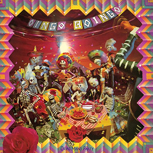 Dead Mans Party [Vinyl LP]