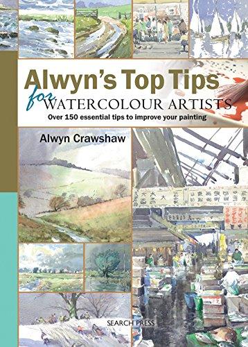 Alwyn's Top Tips for Watercolour Artists por Alwyn Crawshaw
