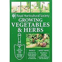 RHS la coltivazione di verdure ed erbe