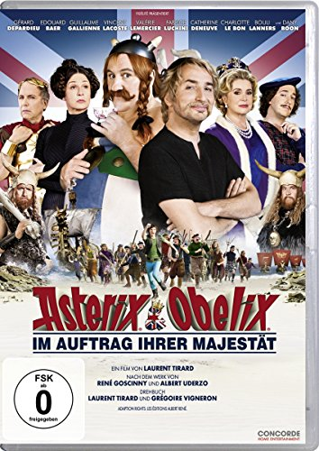 Bild von Asterix & Obelix - Im Auftrag Ihrer Majestät