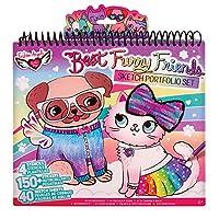 Fashion Angels 11619 Pet Lover Design Portfolio Sketchbooks