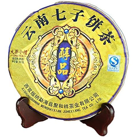 SaySure - 357g puerh tea, Chinese tea,Ripe Pu-erh,Shu Pu