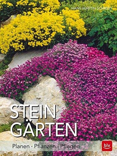 Steingärten: Planen · Pflanzen · Pflegen