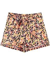 Garcia Kids Pantalones Cortos para Niñas