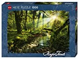 HEYE 29771 - Spirit Garden Standard, Magic Forest, 1000 Teile Puzzle