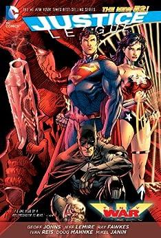 Justice League: Trinity War (Jla (Justice League of America)) by [Johns, Geoff, Jeff Lemire]