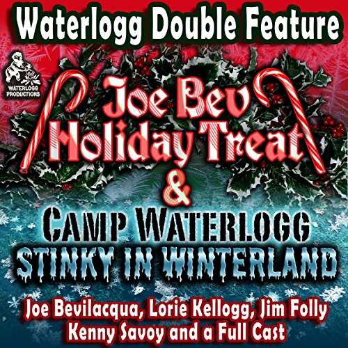 A Waterlogg Double Feature  Audiolibri