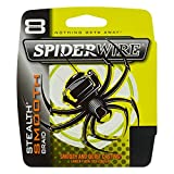 Spiderwire STLTH Stealth Smooth 8-Yellow-0,12mm-10,7kg-300m, Gelb, 10lb/0,12mm