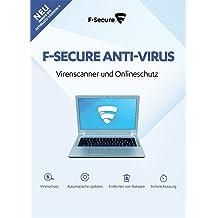 F-Secure Anti-Virus - Update 1 Jahr / 1 PC [Online Code]