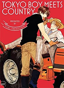 Tokyo boy meets Country Edition simple One-shot