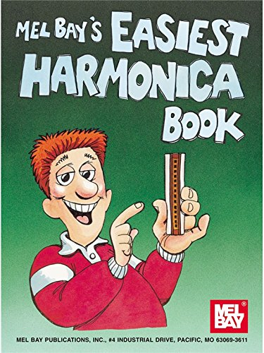 William Bay: Easiest Harmonica Book - Partitions