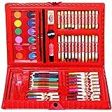 Kids_Bazar Art Collection (42 Pcs) Colouring Pens Sketch Pen Color Set Kit For Children With Sketch Pen Color Set