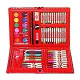 #6: Kids_Bazar Art Collection (42 Pcs) Colouring Pens Sketch Pen Color Set Kit Original 5+ Safe For Children + Sketch Pen Color Set