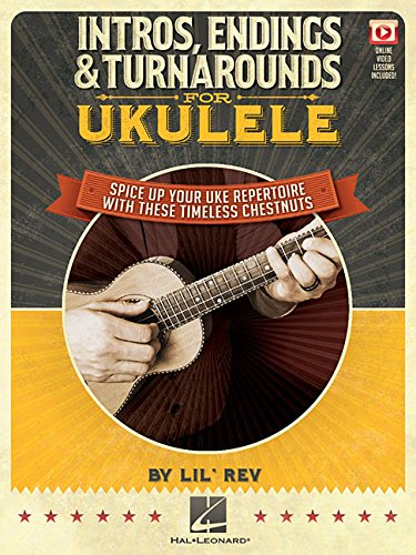 Lil Rev: Intros, Endings & Turnarounds For Ukulele
