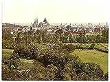 Photo Erfurt Thuringia A4 10x8 Poster Print