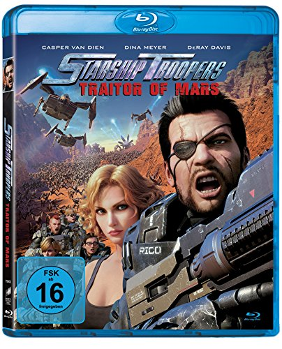 Starship Troopers - Traitor of Mars [Alemania] [Blu-ray]