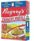 #10: Bagrry's Crunchy Muesli With Almonds, Raisins & Honey, 400g
