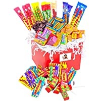 Retro Chewy Sweet Hamper - Flints Box Of Chews