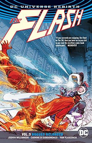 Flash TP Vol 3 Rogues Reloaded (Rebirth) por Joshua Williamson