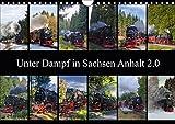 Unter Dampf in Sachsen Anhalt 2.0 (Wandkalender 2017 DIN A4 quer): Schmalspurbahnen für große und kleine Leute in Sachsen Anhalt (Monatskalender, 14 Seiten ) (CALVENDO Mobilitaet)