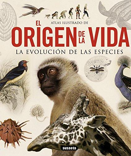 El origen de la vida (Atlas Ilustrado) por Renato Massa