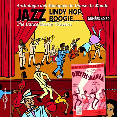 Price comparison product image Dance Master Classics - Jazz,  Lindy Hop,  Boogie 1940-50