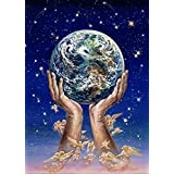 Puzzle 1000 Teile - Josephine Wall - Hands of Love