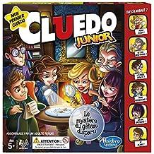 Hasbro–c12931010–Cluedo Junior -