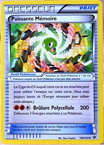 carte Pokémon 108/124 Puissante Mémoire XY - Impact des Destins