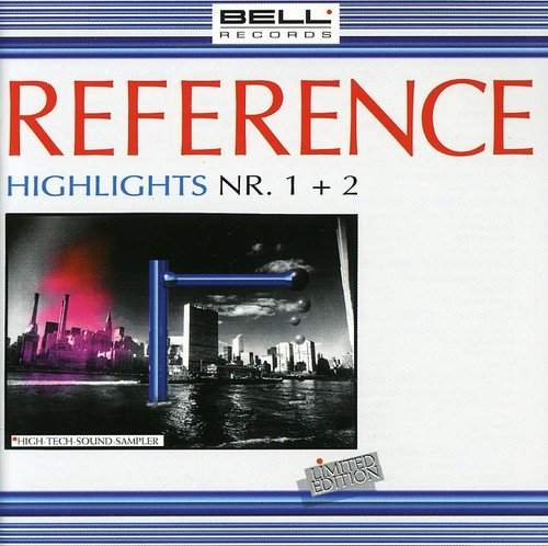 Reference Highlights Vol. 1-2 (Lim. ed.) (Sonic 1 Und 2-soundtrack)