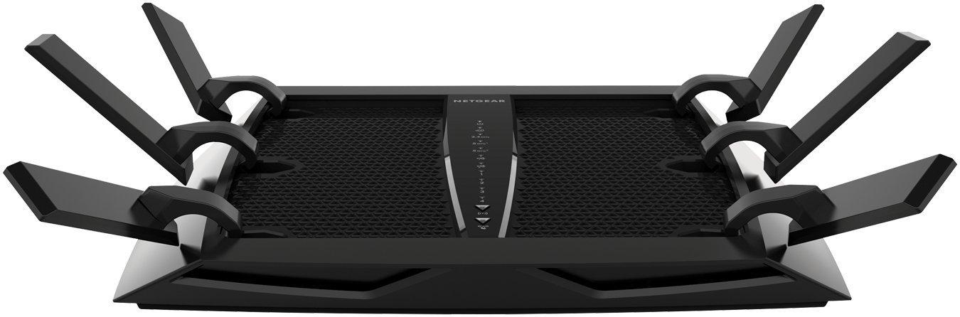 Netgear Nighthawk R8000-100PES Tri-Band Gigabit Router