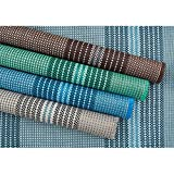 tapis Tent Brio bleu allégé 250 x 450 cm