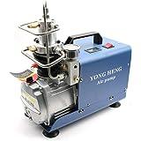 220 V 1800 W hogedrukluchtpomp elektrische compressorpomp PCP luchtcompressor 30MPA 4500 PSI 300 bar