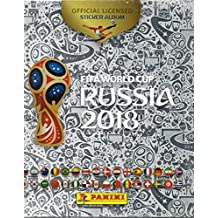 Mexican Hardcover Edition Album Platinum Panini Empty Russia 2018 FIFA World Cup