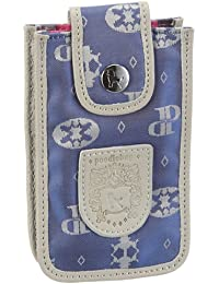 Poodlebags  Club - Attrazione - mobile bag - blue, Portemonnaies femme
