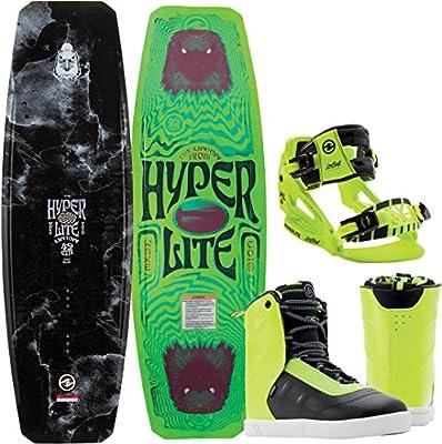 Hype rlite unión 1422017Incluye AJ Boots + Lowback Yellow