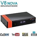 GT MEDIA GTS Pro 4K Decodificador Satélite DVB-S/S2 Android 6.0 TV Box Smart TV Box, Soporte Youtube 4K 3D H.265 HD 1080P BT 4.0 Wi-Fi: Amazon.es: Electrónica