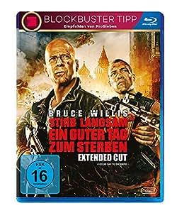 Stirb langsam 5 - Ein guter Tag zum Sterben - Extended Cut [Blu-ray]
