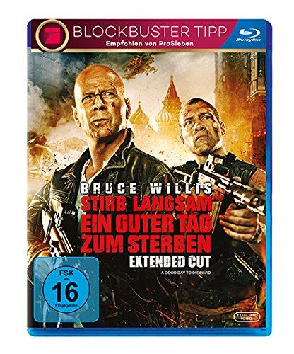 Bild von Stirb langsam 5 - Ein guter Tag zum Sterben - Extended Cut [Blu-ray]