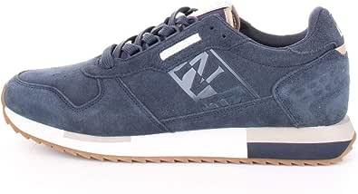Napapijri shoes NA4DWC Sneakers Uomo Blu 44