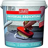 Lugato Universal-Abdichtung 18 kg - Für Undichte Balkone, Duschen oder Kellerwände