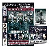 Sonic Seducer 09-2017 + Gothic-Fetisch Kalender 2018 im XXL-Format + CD mit 16 Songs und exkl. Remixen von Eisbrecher und Lacrimosa + Eisbrecher-Sticker, Bands: Exit Eden, ASP, HIM, OMD u.v.m.