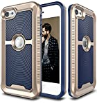 Especially Designed for Apple iPod Touch 5th / 6th Generation. Dual layers of protection: Stylish, slim, light weight, and protects your device from scratches, bumps, and dirt. Precisely cutouts allow you to maximize the functionality of your phone. ...
