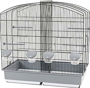 Zolux - Cage Family 6 Noir / Gris