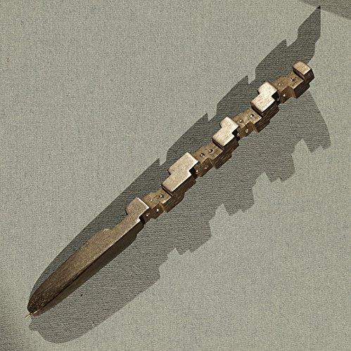 Kugelschreiber-Unikat WALTINO 37, Länge 21,5cm