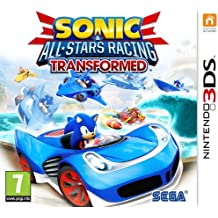 Sonic & All-Stars Racing : Transformed [import anglais]