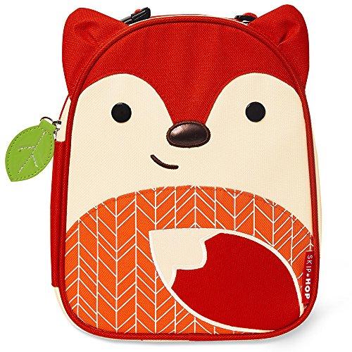 Bolsa de almuerzo Skip Hop con diseño de zoo (mariposa) Ferguson Fox