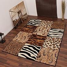 alfombras cebra